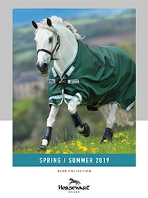 Horseware Rugs Collection Spring/Summer 2019