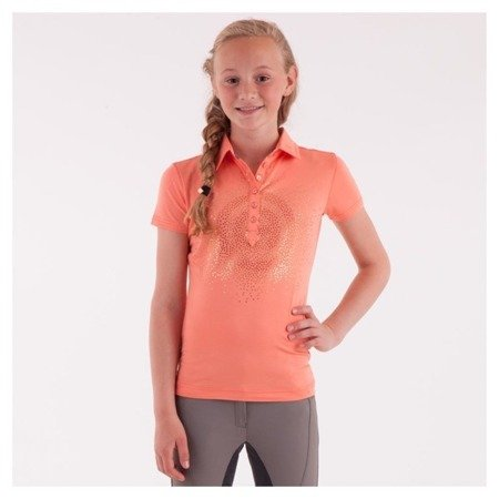 ANKY KOSZULKA POLO SEQUIN GIRLS